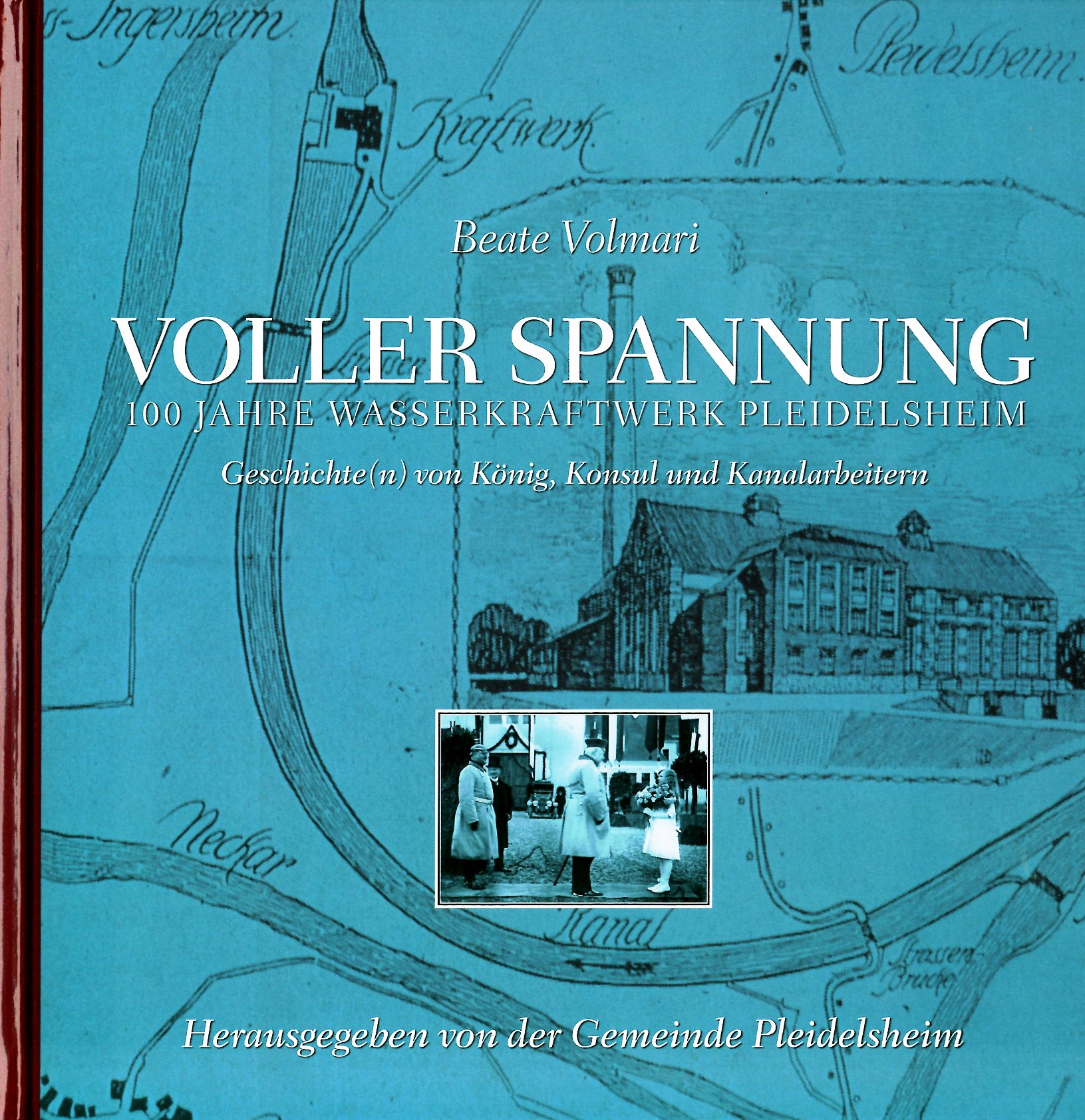 Voller Spannung